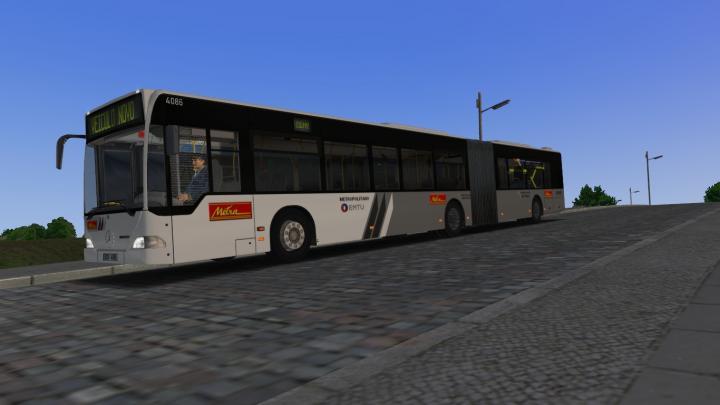 Atualizações: Mercedes Benz-Turk