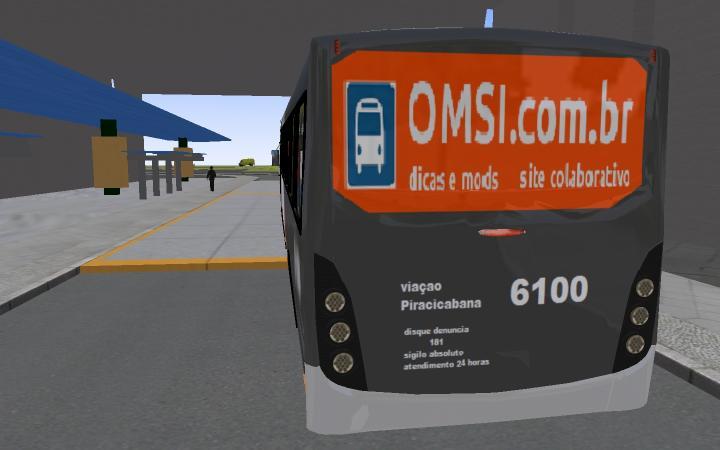 Artesanato De Croche Coruja Passo A Passo ~ Skin Viaçao Piracicabana caio apache III intercity OMSI Simulador de u00d4nibus