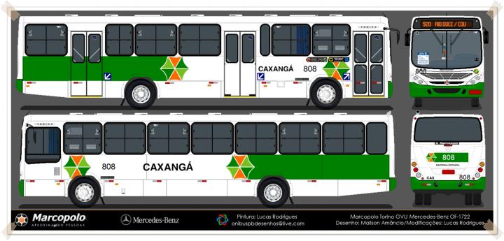 Caxangá 808