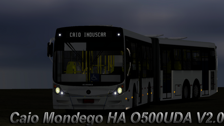 ((New)) Caio Mondego HA o500UDA V2.0 !!