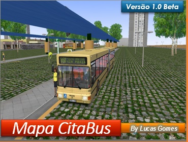 OMSI 2 – Mapa Citabus Beta v1.0