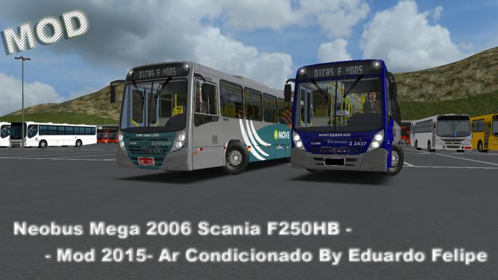 Mod 2015- Ar Condicionado  Mega 2006 f250HB