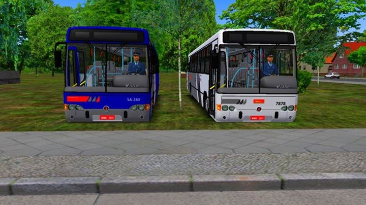 Skin Pack de SP - Marcopolo Viale o500m [By Wallace Machado]