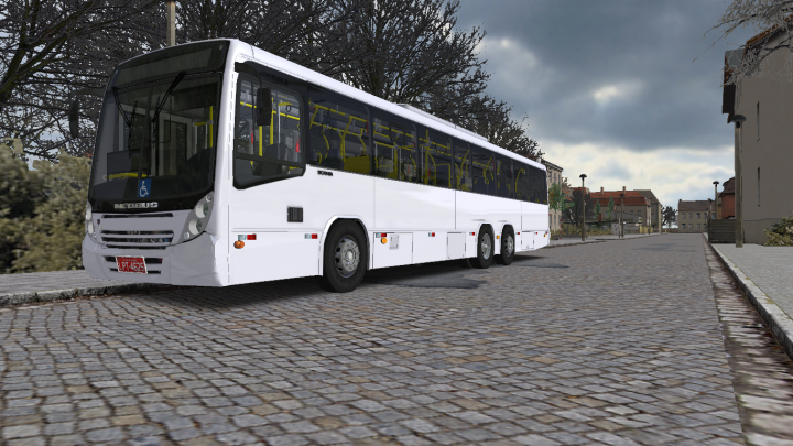 (DOWNLOAD ) Neobus Mega 2006 Scania 6×2 F250 HB (1.0) – By Eduardo Felipe