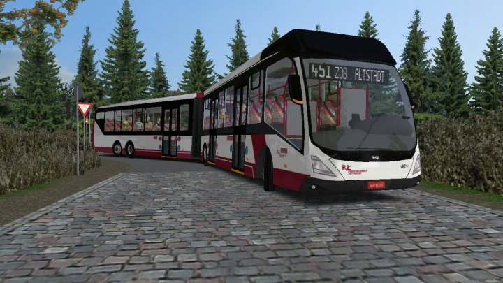 Mod 1(Patch 1.0) – Quad Bus BRT 2016 beta 2 – By Eduardo Felipe