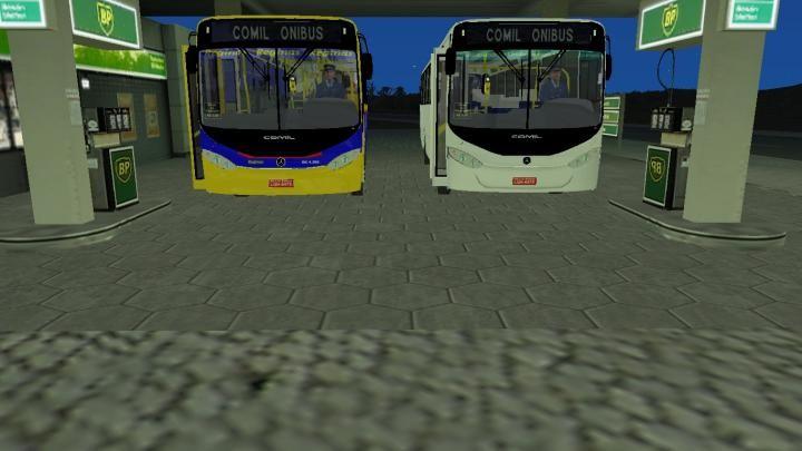 Convencional e Intercity