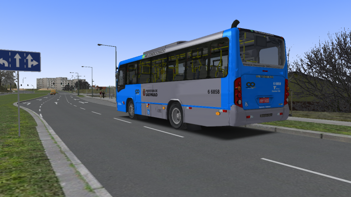 Lancamento neobus mega 2006 mb 1519 bluetec 5 by eduardo for Mercedes benz font download