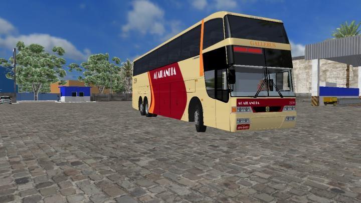 Jum Buss 400P Volvo B12B v1.0 Donwload