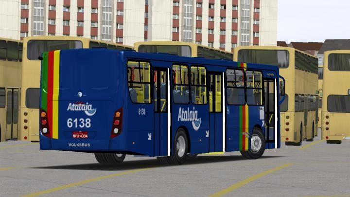 6138 da Viação Atalaia Transportes by_Ramon Senna