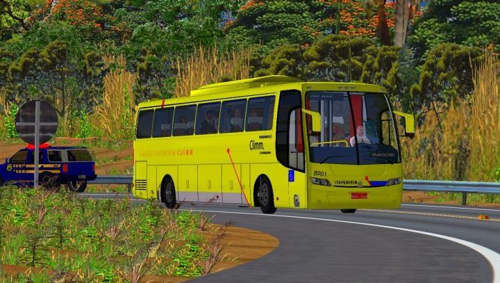 [LANÇAMENTO] Busscar EL Buss 340 Scania K-124IB