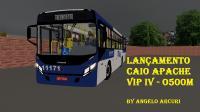 Lançamento Caio Apache VIP IV O500M