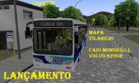 Lançamento do Caio Mondego L e Mapa Vilarejo