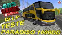 LANÇAMENTO – PARADISO 1800 DD O-500-RSD