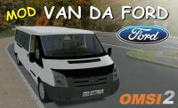 VAN da FORD – Ford Transit Van 2007