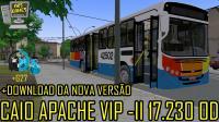 (LANÇAMENTO) CAIO APACHE VIP II 17.230 OD EV ¨V.2.0¨