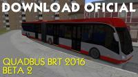 Lançamento: MEP Quadbus BRT 2016 superarticulado 23m (Quadbus 6)