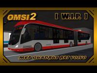 Lançamento MEP QuadBus BRT 2016 Volvo