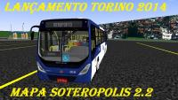 Marcopolo Torino 2014 Volvo B270F (BETA) e Mapa Soteropolis 2.2