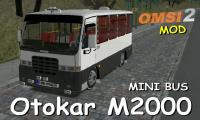 Mini Bus Otokar M2000