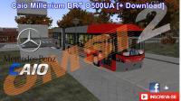 OMSI 2 – Caio Millenium BRT O500UA BETA [.W.I.P.]