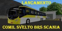 OMSI 2 – Lançamento Comil Svelto BRS 6×2 – Scania