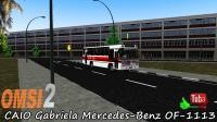 OMSI 2 – CAIO Gabriela Mercedes-Benz OF-1113