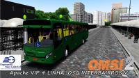 OMSI 2 I Apache VIP 4 LINHA: 050 INTERBAIRROS V