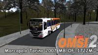 OMSI 2 – Marcopolo Torino 2007 MB OF-1722M