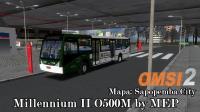 OMSI 2 ´- Millennium II O500M by MEP