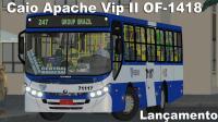 LANÇAMENTO – APACHE VIP-II OF-1418 by: ARS3d