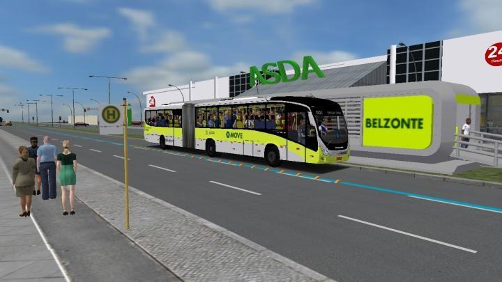 Marcopolo Viale BRT B340M V.2
