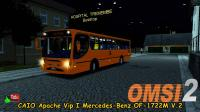CAIO Apache Vip I Mercedes-Benz OF-1722M V.2