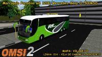 OMSI 2 – Marcopolo Paradiso G6 1200 Mercedes-Benz O-500RSD