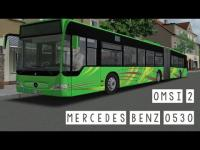 OMSI 2 – Mercedes Benz 0530 Facelift 4-D[] Mapa Tettau V1.0 + DOWNLOAD