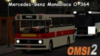 OMSI 2 – Mercedes-Benz Monobloco O-364