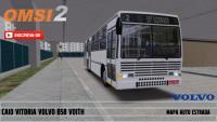 Caio Vitoria Volvo B58 Mapa Auto Estrada