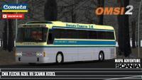 CMA Flecha Azul VII Scania K113CL [Lançamento]