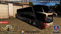 Euro Truck Simulator 2 Mapa EAA Bus [FORMOSA X BURITIS]