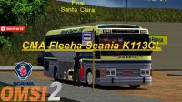 OMSI 2 – CMA Flecha Scania K113CL
