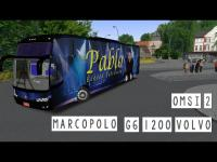 OMSI 2 – Marcopolo G6 1200 Volvo B12R + DOWNLOAD