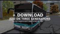 OMSI 2 – Citaro C2 Euro 6 Versão Solo/Citaro C2 Articulado e Biarticulado + DOWNLOAD