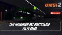 CAIO Millennium BRT Biarticulado – Santa Brigida
