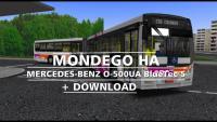 Caio Mondego HA MBB O-500UA BlueTec 5 + Linha 440 + DOWNLOAD