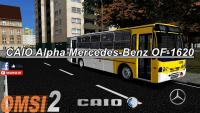 OMSI 2 – CAIO Alpha Mercedes-Benz OF-1620