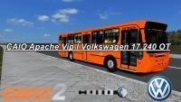 OMSI 2 – CAIO Apache Vip I Volkswagen 17.240 OT