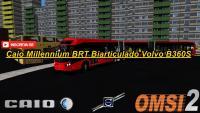 OMSI 2 – Caio Millennium BRT Biarticulado Volvo B360S