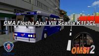 OMSI 2 – CMA Flecha Azul VIII Scania K113CL
