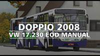 OMSI 2 – Comil Doppio 2008 Volks 17.230 EOD (Manual) + Mapa Campo Belo + DOWNLOAD