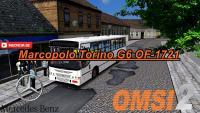 OMSI 2 – Marcopolo Torino G6 OF-1721