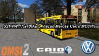 OMSI 2 – S21 VW 17.240(Auto Viação Mercês Carro MC071)